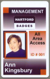id cards badges